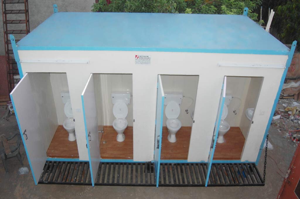 Movable Toilets Manufacturer